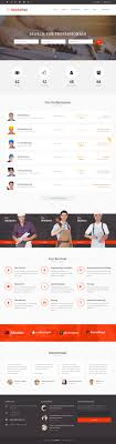 best html job board website templates responsive miracle handyman html5 job board website templates