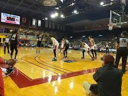 Photos Of The Erie Bayhawks At Erie Insurance Arena