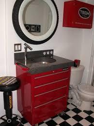 man cave bathroom.  Bathroom Pic 1 Inside Man Cave Bathroom