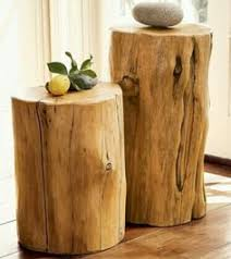 tree stump end table fancy on home design ideas with95