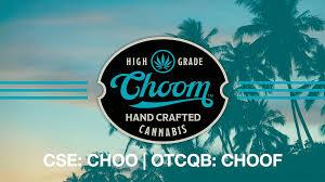 Aurora Cannabis Finalizes Strategic Investment In Choom
