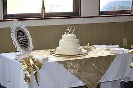 table decorations for 60th wedding anniversary elegant cake and decorating ideas for 50th anniversary party thanks