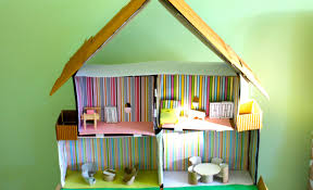 building doll furniture. How To Make A Shoebox Dollhouse Building Doll Furniture