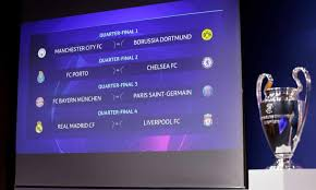 Aug 24, 2021 · the 2021/22 uefa champions league group stage draw ceremony begins at 18:00 cet on thursday 26 august. Champions League Guardiola Faces Up To Haaland Challenge In Last Eight Champions League The Guardian