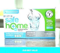 diy water test kit home depot water test water hardness test kit tester e depot quality