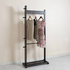 Buy Coat Rack Online Find More Coat Racks Information about Wooden Coat Hanger Rack Oak 8