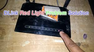 Dlink Router Red Light Problem Solution Easy Solution