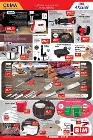 BİM aktüel ürünler kataloğunda yer alan ürünler bugün satışa çıkıyor! BİM 9  Temmuz indirimli ürünler kataloğu... - Güncel Haberler Milliyet
