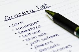 Grocer List Your Lifes Grocery List Investing In Your Values Blog