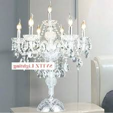 table top chandelier table chandelier candle holder baccarat style modern crystal inside table top chandelier gallery table top chandelier