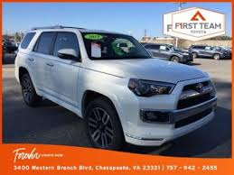 New 2019 Toyota 4Runner for Sale in Virginia Beach, VA 23479 ...
