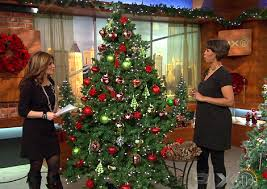 Christmas Decorations Designer Celebrity Interior Designer Cathy Hobbs Shares Fun Christmas Tree 72