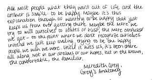 Grey's Anatomy Love Quotes Adorable 48 Best Grey's Anatomy Quotes InsightsIntoLife