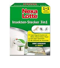 Nexa Lotte Insektenschutz 3 In 1 Starterpackung Mückenstecker