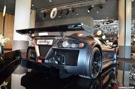 Monaco 2013: Gumpert Apollo S - GTspirit