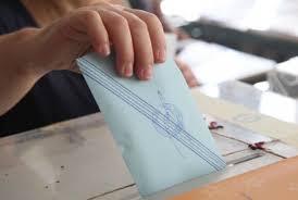 Αποτέλεσμα εικόνας για Η ψήφος στην κάλπη