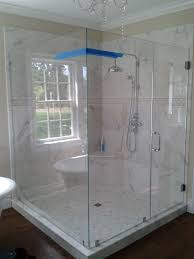 frameless shower door new jersey
