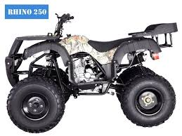 tao tao rhino 250 adult atv atvs free shipping taotao atv 125cc at Tao Tao Atv Parts Diagram