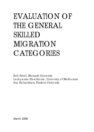 evaluation of the general skilled