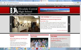 Good News from Hinsdale's English Department: 2011