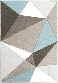 geometric rug wrought studio street modern geometric carved teal gray area geometric pattern grey rug black geometric rug