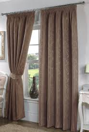 outstanding brown patterned curtains 38 brown patterned curtains uk stylish pencil pleat tape