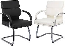 guest chair. modern office guest chairs designer black or white chair