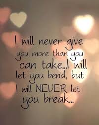You Will Bend But Never Break Star In Moi Interesting Never Break The Friendship Hd Photos