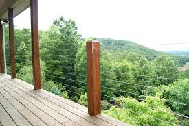 deck railing systems glass designs kits