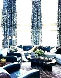 Navy Blue Patterned Curtains Unique Decoration Blue Patterned Curtains White And Navy Cream Blue And