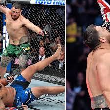 UFC 264: Tai Tuivasa knocks out Greg ...