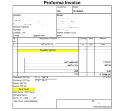 pi proforma invoice easy cusomization needed for invoices manager forum