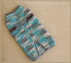 Dog Sweater Crochet Pattern Enchanting Beautiful Easy Dog Sweater Crochet Pattern Free Pdpetersu48 Stitch