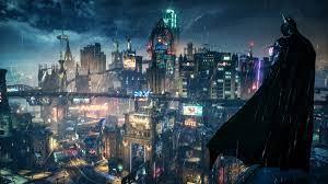 Batman: Arkham Knight / Looking Over 4k ...