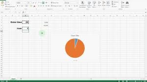 Create A Awesome Countdown Timer Clock In Microsoft Excel Itfriend Diy