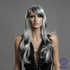 Sexy gray hair women pictures