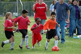 Pediatricians Recommend Helmets, Hands for Soccer