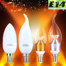 phenomenal led glass candle c energy energy saving chandelier light bulbs
