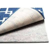 soundproofing carpet pad rug pads rugs the home depot compressed best soundproof rug pads