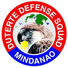 Duterte Logo Design Duterte Defense Squad Mindanao Mindanao Squad Logos Design