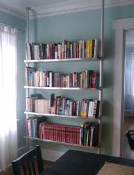 Creative diy pipe shelves design ideas Shoe Rack Picture Of Stolmen And Ekby Compression Bookshelf System Kinovalliinfo Stolmen And Ekby Compression Bookshelf System Steps with Pictures