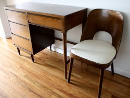 mid century desk chair. Chair Mid Century Furniture Mcm Danish Modern Dining Table Room Kitchen Set Living Chairs Swivel Desk