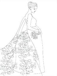 Fashion Designer Coloring Pages Fashion Design Coloring Pages