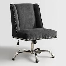office chair upholstery. Office Chair Upholstery Fabric Funky Charcoal Heathman Upholstered Grey And Paisley Custom Seat Covers Trucks Automotive Microfiber Repair Suv Reupholster