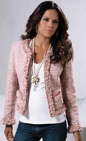 chanel jacket. chanel like jacket | how to wear your jacket- page 10