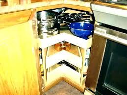 corner kitchen cabinet ideas upper storage solutions great endearing kitchen corner kitchen cabinet storage solutions