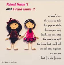 Name Pictures Girl Pictures Friendship Quotes Images Group Name