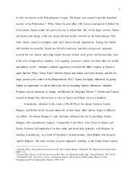 thucydides essay 5