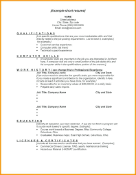 resume simple example resume computer skills sample how to list computer skills on resume