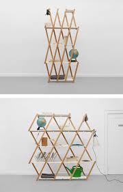 stephanie hornig s collapsible set bookshelves